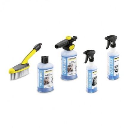 Набор принадлежности Car Cleaning