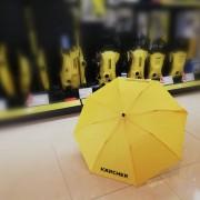 Поръчай online и спечели рекламен чадър !