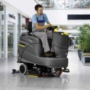 Подопoчистващите машини - програмирани за блясък